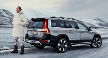 Volvo Cars si appresta a lanciare la V90 Cross Country