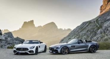 Mercedes-AMG GT Roadster e C Roadster