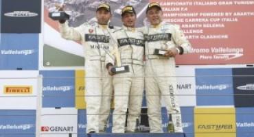 MINI Challenge 2016 – Vallelunga: grande rimonta di Ivan Tramontozzi che vince Gara 2