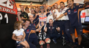 MotoGP 2016, Pedrosa takes stunning victory in Misano, Marquez struggles but scores a positive fourth