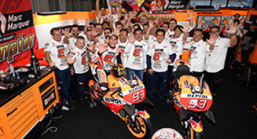 MotoGP 2016 – Motegi: Marc Marquez si laurea campione del mondo. Cadono Rossi e Lorenzo