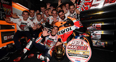 MotoGP, Marc Marquez crowned 2016 World Champion at Motegi