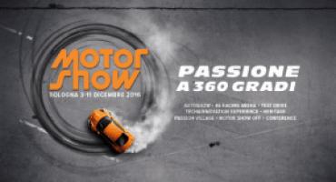 Motor Show 2016, torna la passione nella 48 Racing Arena!