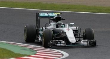 Formula 1 – GP Giappone, Nico Rosberg fa centro e raggiunge quota 30 pole