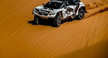 Rally del Marocco 2016, doppietta del Team Peugeot Total nella tappa conclusiva