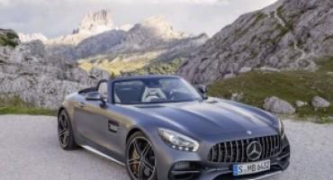 Mercedes AMG-GT R, premiata due volte a MATERIALICA 2016