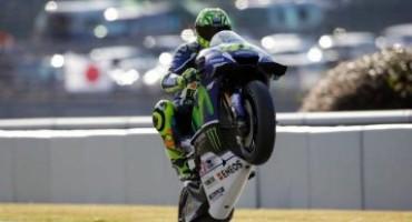 MotoGP-Motegi, stratosferico Rossi, è sua la pole!