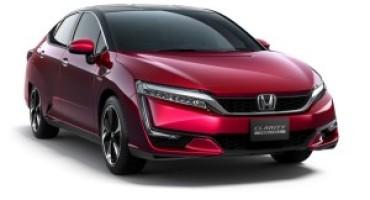 Honda Clarity Fuel Cell, unica, come la sua autonomia, di ben 589 chilometri