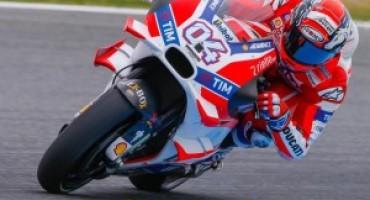MotoGP- GP Malesia: acuto di Andrea Dovizioso, è sua la pole. Secondo Rossi