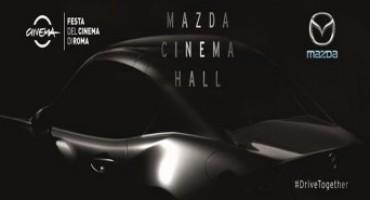 Mazda protagonista dell'11esima edizione della Festa del Cinema di Roma