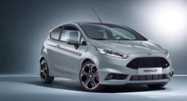 Ford festeggia i primi 40 anni di Fiesta