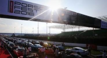 Porsche Festival, a Misano Adriatico la seconda edizione