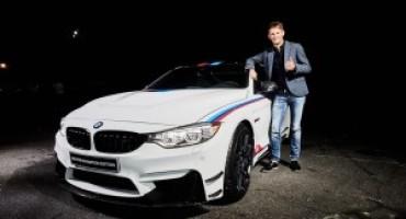 BMW M4 DTM Champion Edition, una special per festeggiare il DTM 2016