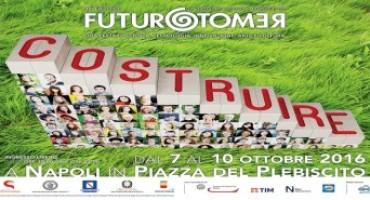 FUTURO REMOTO 2016: scienza, tecnologia e cultura. Dal 7 al 10 ottobre a Napoli