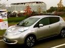 """Nissan riceve il premio """"Green Gold Award 2017"""""""