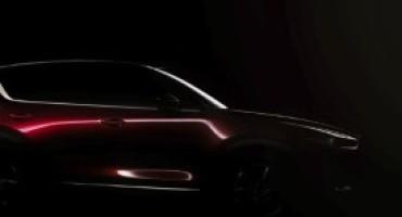 Mazda CX-5, il nuovo modello al Salone dell'Auto di Los Angeles