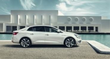 Renault lancia la nuova Megane Grand Coupé, versione quattro porte della best seller di segmento C