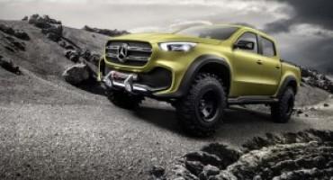 Mercedes-Benz Vans presenta il nuovo Concept X-Class