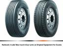 Hankook sarà fornitore di equipaggiamenti originali per gli autocarri Scania