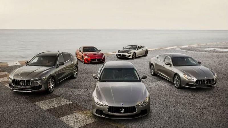 Maserati, continua il trend di crescita a Settembre