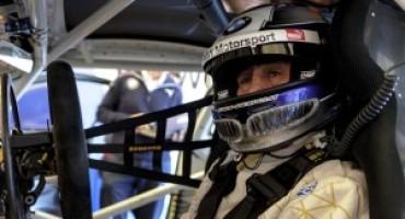 Alessandro Zanardi, al Mugello alla guida della BMW M6 GT3