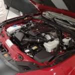 motore abarth 124
