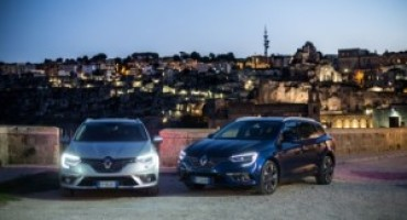 Renault | La Megane Sporter ci ha fatto scoprire la magia dei Sassi di Matera