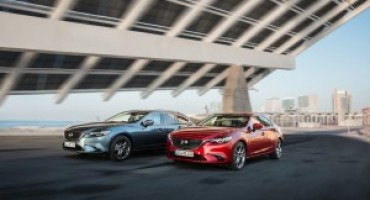 Mazda6 MY 2017, ancora più dinamica e coinvolgente