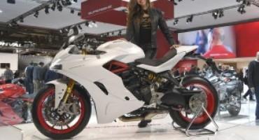EICMA 2016, il pubblico elegge la Ducati SuperSport la moto più bella del Salone