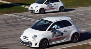 ACI Rally Italia Talent 2017: le Abarth pronte al via della quarta edizione