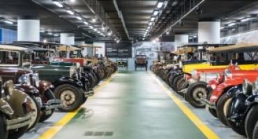 Inaugurato a Torino il Centro di Restauro del MAUTO, inizia una nuova era per il restauratore di auto d'epoca