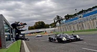 Vallelunga, l'equipaggio Mondini/Dromedari/Uboldi su Ligier JSP3 si aggiudica la XXVI edizione della 6h di Roma