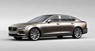 Volvo Cars presenta la nuova berlina S90 Excellence, la top di gamma per il mercato cinese