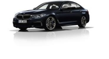 Nuova BMW Serie 5 Berlina: un riferimento, a partire dal cx di soli 0,22