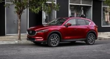Mazda, svelata al Salone di Los Angeles 2016 la nuova CX-5
