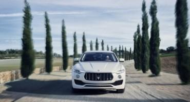 Maserati Levante calzerà 'scarpe' Bridgestone