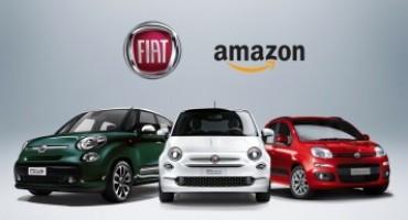 FCA e Amazon, per acquistare un'auto basterà un click