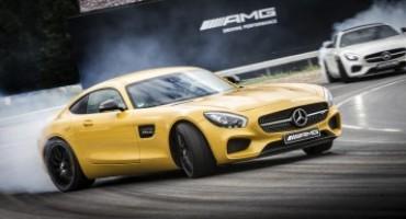 Mercedes-Benz, anche l'AMG Driving Academy Italia al Motor Show 2016