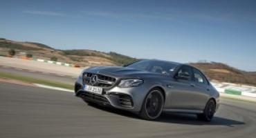 Mercedes-AMG, sono potenti e tecnologiche le nuove E63 4MATIC+ ed E 63 S 4MATIC+