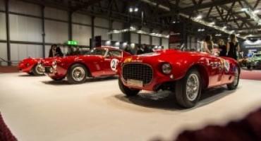 Milano Auto Classica, grande successo di pubblico nella prima giornata