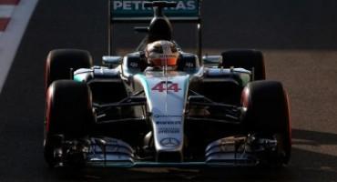 Formula 1 – GP di Abu Dhabi: è di Lewis Hamilton l'ultima pole della stagione