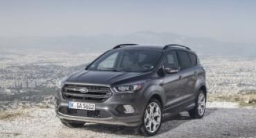 Ford presenta la seconda generazione di Kuga