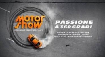 Motor Show 2016, anche oggi grande entusiasmo ed affluenza di pubblico
