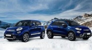 Fiat 500L e 500X, in arrivo le Winter Edition