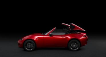 Mazda MX-5 RF Limited Edition, la prevendita su www.mx-5rf.limited
