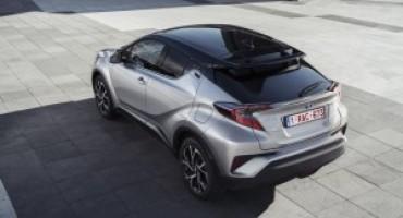 Nuovo Toyota C-HR, pronto a conquistare il mercato italiano