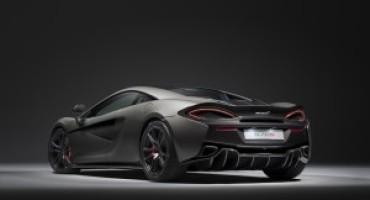 """Nuova McLaren 570S: ora anche con il """"Track Pack"""""""