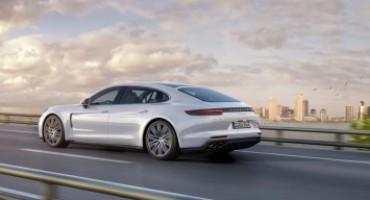 Porsche Panamera, al Salone di Los Angeles la nuova gamma