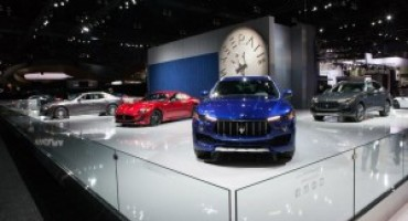 Maserati Quattroporte GranSport, il debutto al Salone di Los Angeles 2016