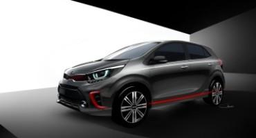 Kia Picanto: a breve il lancio della terza generazione